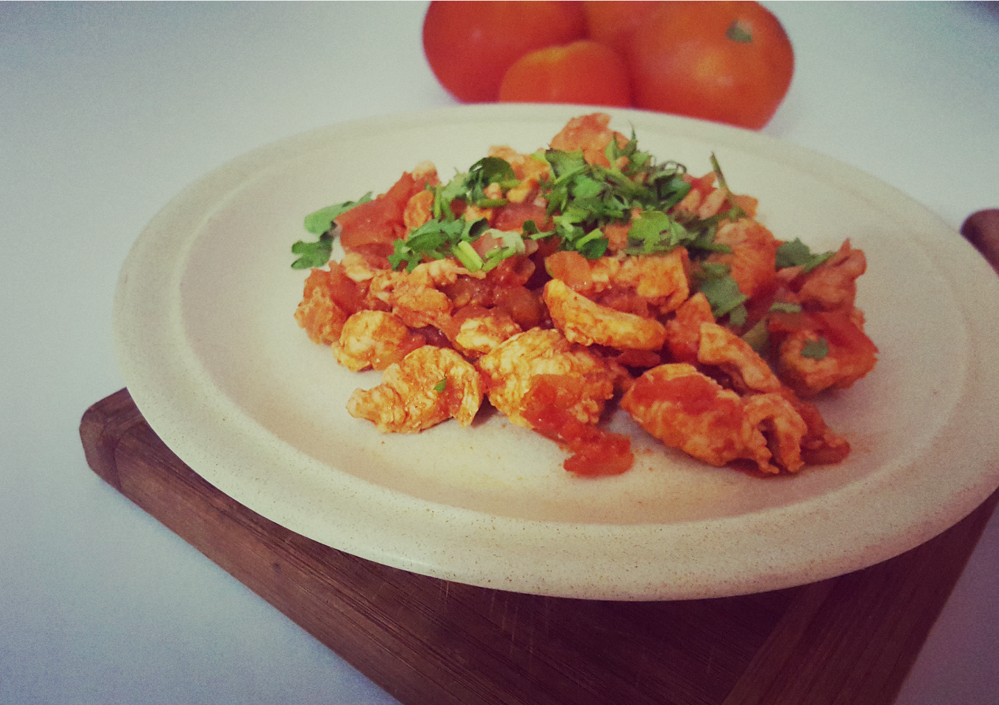 The Lazy Girl's 20-Minute Tomato Chicken image